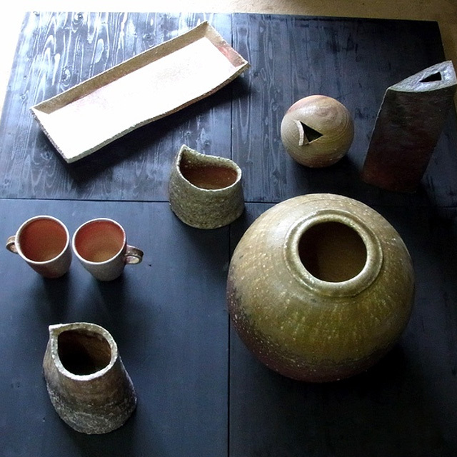 体験 東京 陶芸