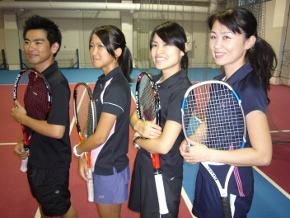 狛江 インドア テニス スクール